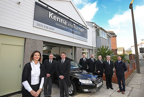 Our Wallasey Funeral Directors