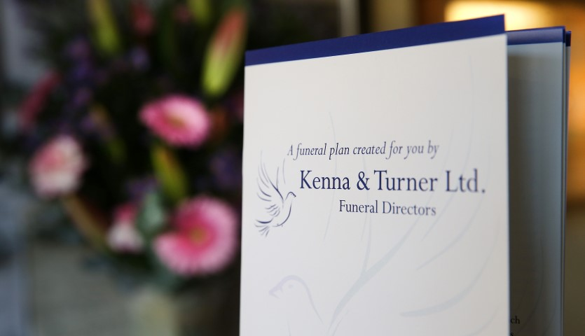 Kenna and turner printing and stationary